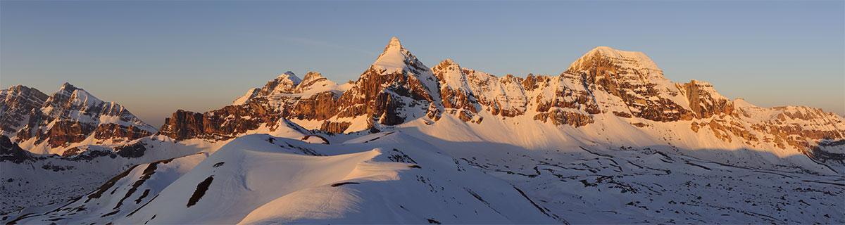 Crestas del Gallo – Puntal Alto del Foratón