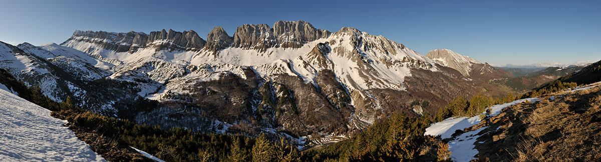 Trekking en los Alpes austriacos