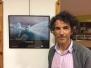 """Actividades 90 aniversario. """"Esquí con mayúsculas a travé del Ártico"""" de Julio Viñuales y"""" Exposición de la Antártida"""" de Ignacio Ferrando"""