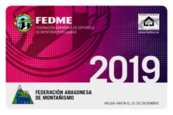 Licencia Federativa Infantiles 2019 (SOLO SOCIOS)