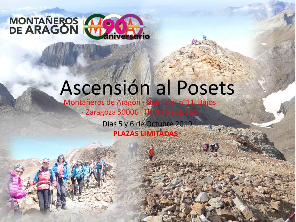 Alta Montaña. Ascensión al Posets